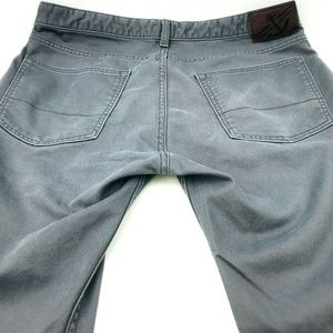 Dockers Pants Size 34X32 Straight Fit Gray Casual